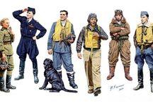 World War 2 Pilots