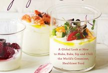 Books about Yogurt! / by AtlantaFresh Artisan Creamery