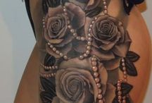 Women Thigh Tattoos