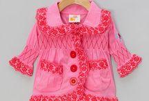 The Dutch Design Bakery – Pink Frill Cotton Jacket