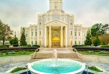 Texas Temple / LDS temples in texas