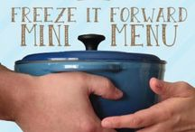 Freeze It Forward / by Once A Month Meals