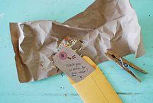 Etsy Shop Ideas / by Audrey Macy