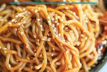 Noodles /stir fry