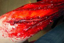 FX / Efectos expeciales como heridas, disparos, amputaciones etc...