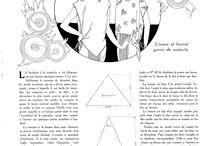 Vintage DIY / Patrons/ déco / vintage & vintage inspired