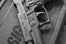 Guns / Immaculate pieces