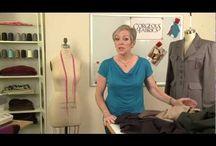 Tutorials & Info - Fabrics: How to Sew