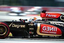 Infinity Racing compra una parte della Lotus