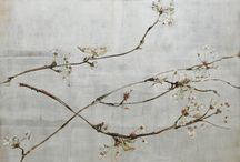 decorazioni floreali artista