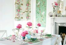 Blooming gorgeous interiors