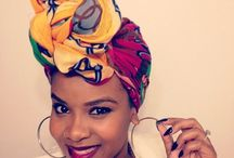 Geles--Turbans--Head Wraps--Crowns