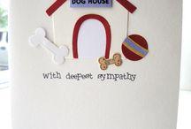 Card Ideas - Sympathy / by Sherry Thompson
