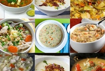 Soup / by Cherish Woodford