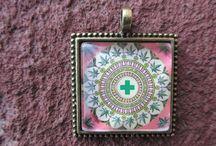 mandala cannabis / colección de imágenes para inspirar un tatuaje