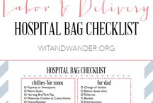 birthing/hospital stuff