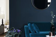 Circular mirrors / Large or oversized circular mirrors are a sophisticated design statement but also a practical way to maximise natural light. Supercharge the effect with a fish eye convex mirror.