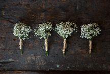 Fleurs boutonnière