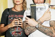 BEST COUPLE EVER / adam and behati <3
