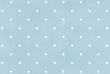 iPhone wallpapper polka dots