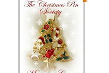 The Christmas Pin Society :a novella / After two years of neglecting their annual Christmas luncheon tradition, can five friends find their way back from their own personal complications and gather together to give a little boy back his childhood?