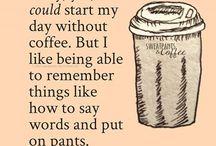 koffie humor