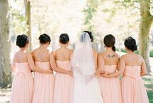 Bridal Party Love / Bridal party photos that we love.