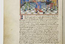 ManuscritArmorial de GILLES LE BOUVIER, dit BERRY, héraut d