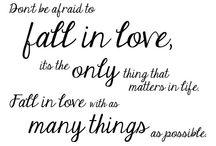 Meaningful words of wisdom