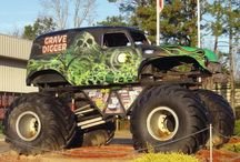 Grave Digger - Digger's Dungeon / by Currituck OBX