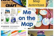 Geography & maps