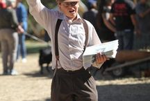 1920s Vintage Newspaper Boy Costume / Stay in touch on Facebook! https://www.facebook.com/maskerix/
