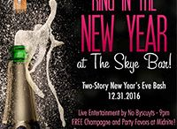 New Year's Events Ocean City MD / Check out all the cool events going on around Ocean City MD on New Year's Eve...  #oceancitycool