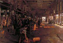 20th Century Paintings / Favorite work from last century.