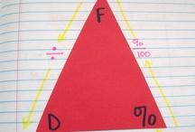 Middle School Math / by Hanna McDowell