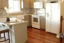 kitchen remodel one day :) / by Bonnie Small