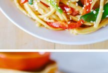 Lunch & Dinner Ideas / Great recipes: Easy to complicated but oh so good! / by Allison Schuebel