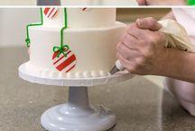 Cristmash cakes