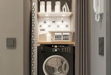 Coin machine à laver