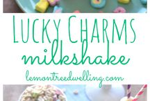 Shakes/Icecream/Cereal