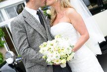Lyndsey's Wedding @ Rowton Hall / by Emma Fawcett-Eustace Flowers