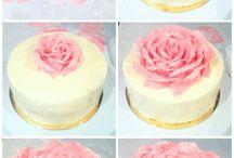 torta ruža