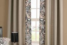 шторы гостинная