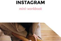 Instagram / How to use instagram, grow your instagram following, what to post on instagram, instagram help, instagram tips, get more followers on instagram