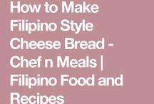 Filipino breads