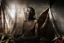 Photography: On Solid Ground / Working in partnership with Panos Pictures and the European Commission's Humanitarian Aid and Civil Protection department (ECHO), seven Panos Pictures photographers asked refugees and survivors of disaster in seven communities across the globe what home means to them.