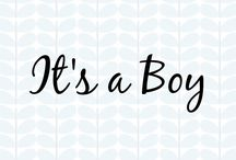 It's a Boy / #boy #newborn #newbornbaby #baby #MDT #mommy #mamalife #toddler #child #parenting