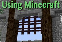 Minecraft Challenges / Ideas for using mine craft  for educational purposes with my kids