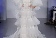 Bridal Fashion Week Fall 2015, New York. / daniela cosio, new york, bridal fashion week