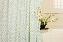 French Country Curtains / French Country Curtains Hand Block Printed Bring Allure Of India To Your Bathroom / by Attiser